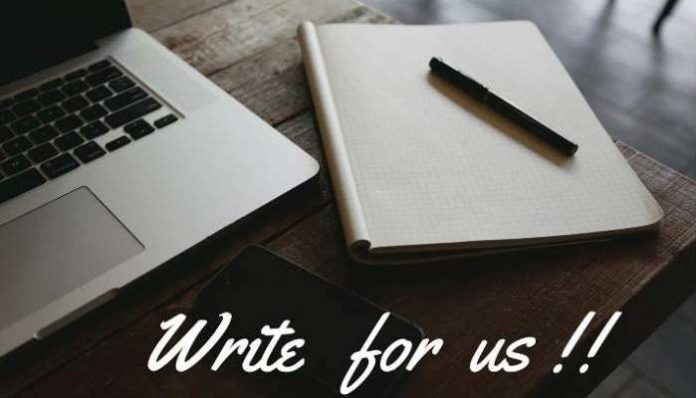 write for us advertisement shout