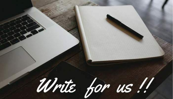 "Technical Guest Blogging Post Opportunities ""Write for Us"" - Proche"