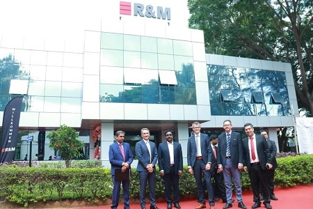 R&M India Bangalore Office