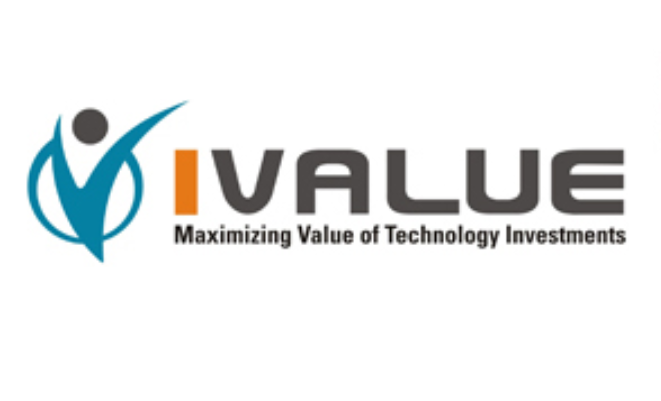 Ivalue infosolution logo