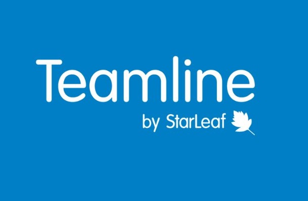 Teamline by starleaf logo