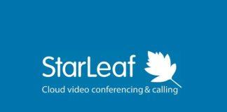 The StarLeaf Solution logo