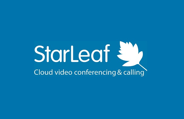 The StarLeaf Solution logo