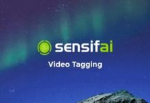 Sensifai Video Tagging