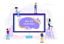 Hiring Process illustration