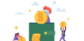 Self funding money illustration