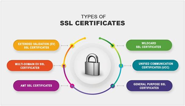 Types of SSL Certificates | Best SSL Certificate Authority