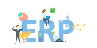 ERP Solution illustration