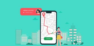 Location tracking app