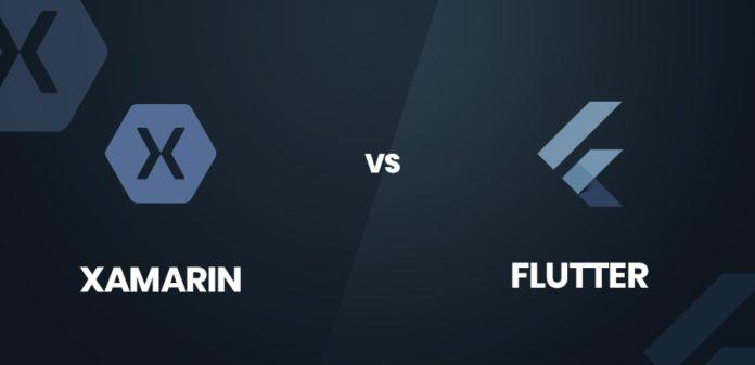 Xamarin vs flutter