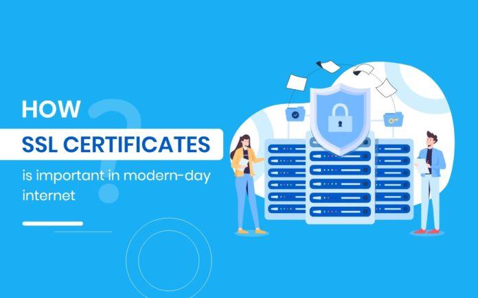 Importance of SSL certificate
