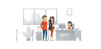 Reception illustration