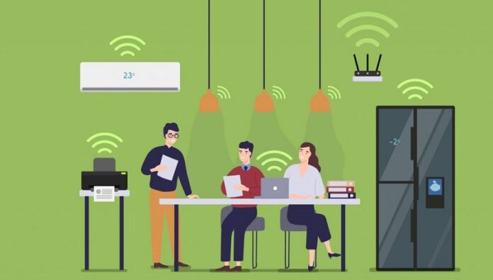 IoT at workplace