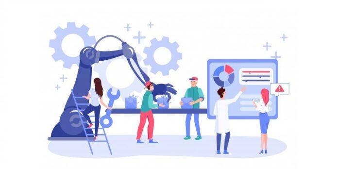 Automation illustration