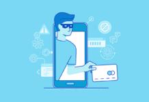 Spying app illustration