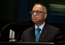 Profile Shoot Of Chairman Emeritus Of Infosys NR Narayana Murthy