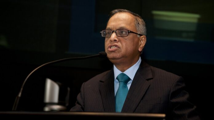 Profile Shoot Of Chairman Emeritus Of Infosys NR Narayana Murthy
