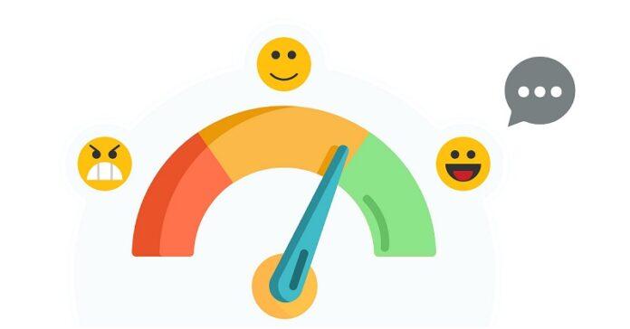 Customer satisfaction illustration