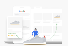 ecommerce selling concept on search engine