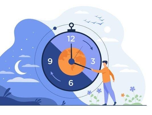 man-moving-clock-arrows-managing-time