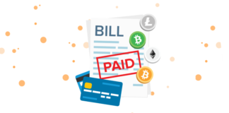 Bills by Bitcoin for Online and Offline Buying