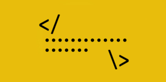 HTML Tags illustration