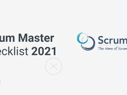 Scrum master checklist for 2021
