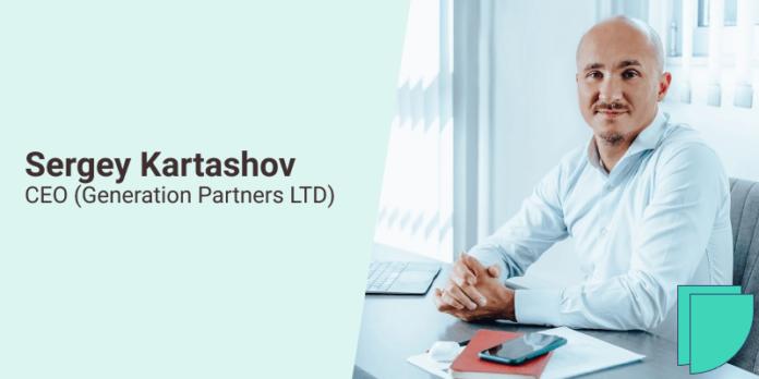 Sergey Kartashov, CEO at GENERATION PARTNERS LTD
