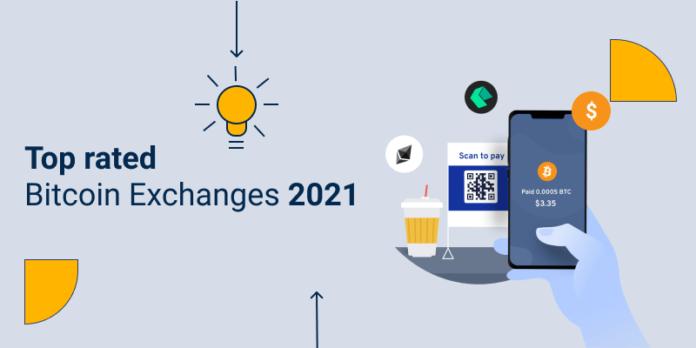 Bitcoin exchanges in 2021