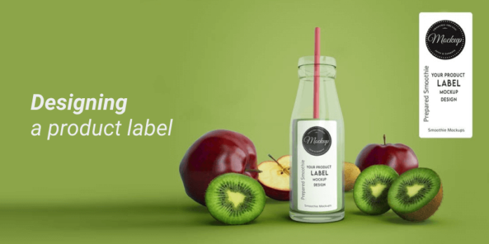 Beginner's Guide for Designing a Product Label