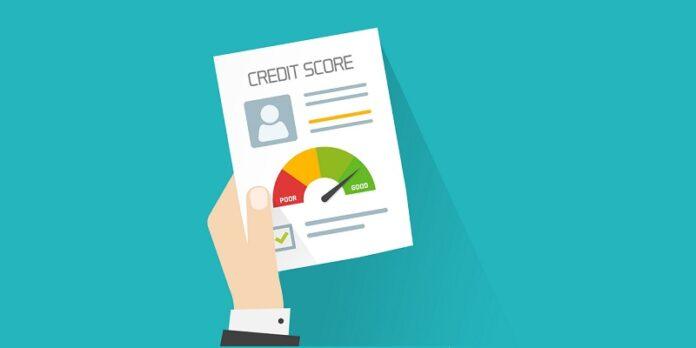 Credit score illustration