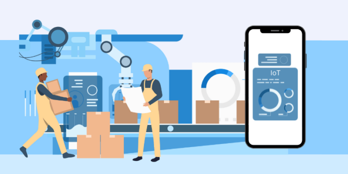 IoT App use cases in manufacturing industry
