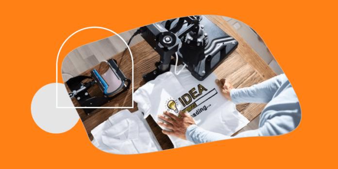 Printing t-shirt business