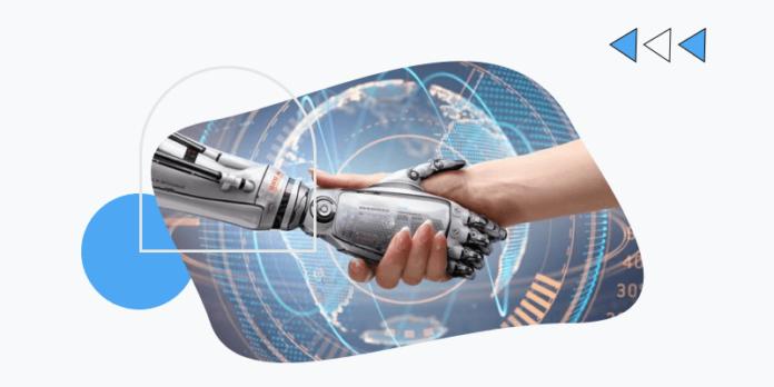 Robots and human handshaking
